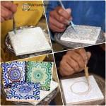 Vom Orient in die neue Welt – marokkanische Fliesen