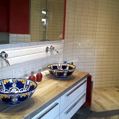 schönes badezimmer 2 mexiko waschbecken - MEXAMBIENTE :: MEXAMBIENTE