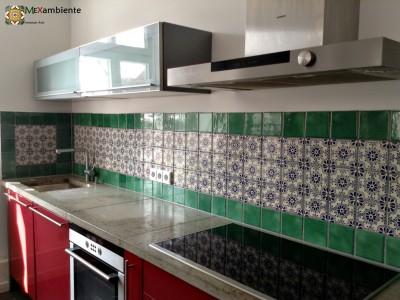 <p>Fliesen für die Küche Orientalisches Flair</p>
