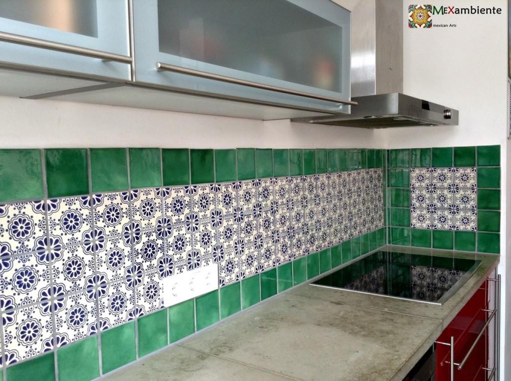 Marokkanische Fliesen für das Feriengefühl in Ihrer Küche :: MEXAMBIENTE