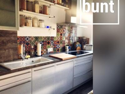 <p>Bunte Fliesen für die Küche. Für einen wunderschönen und ausgefallenen Fliesenspiegel sind unsere mexikanische Fliesen perfekt!</p>