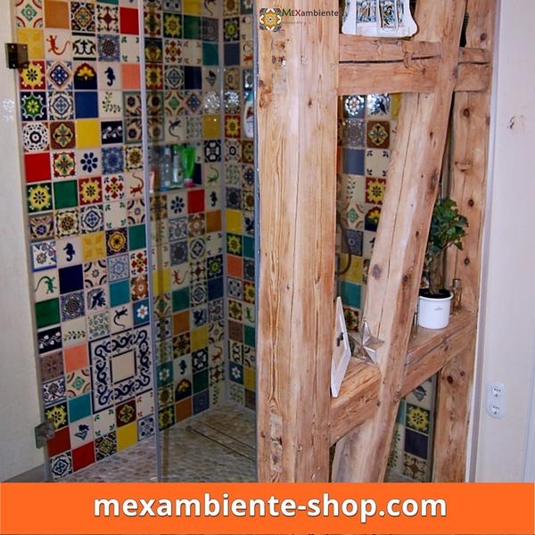 Galerie Fotos Mexikanische Waschbecken & Fliesen