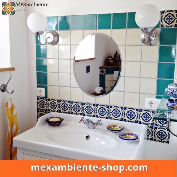 galerie fotos mexikanische waschbecken fliesen. Black Bedroom Furniture Sets. Home Design Ideas
