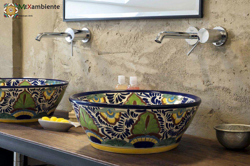 mexikanische waschbecken mexico