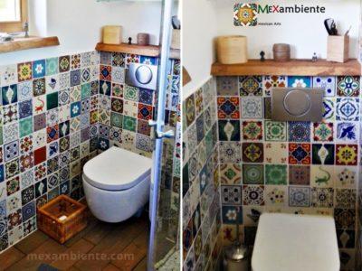 Galerie Fotos Mexikanische Waschbecken Fliesen - Patchwork fliesen bad