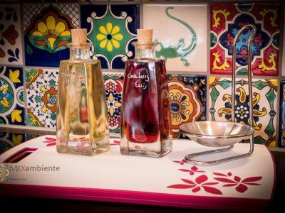 <p>Motivfliesen aus Mexiko für die Küche – Mexambiente handbemalte Fliesen 11×11 cm</p>
